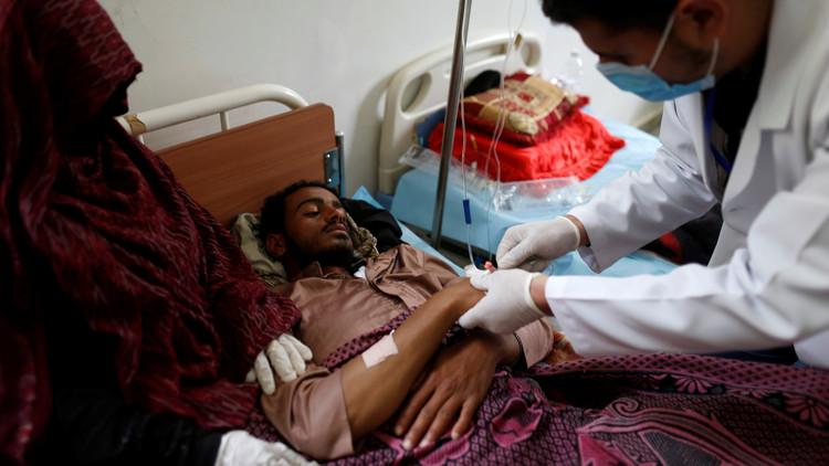 Koalisi Saudi Blokir Pesawat Bantuan Kemanusiaan untuk Yaman