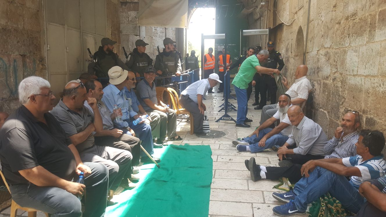 Warga Palestina di Gaza, Tepi Barat Gelar Demonstrasi Massal Untuk Al-Aqsha