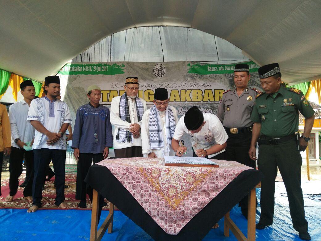 Ponpes Al-Fatah Dirikan Cabang Lembaga Tahfidz di Lampung Tengah