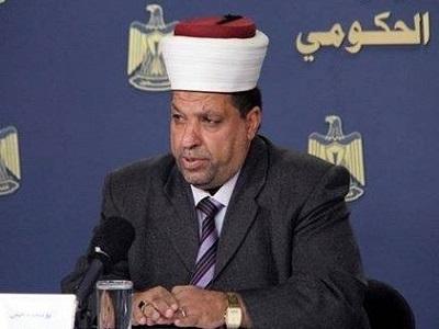 Menteri Agama Palestina Serukan Shalat Jumat Akbar di Al-Aqsha
