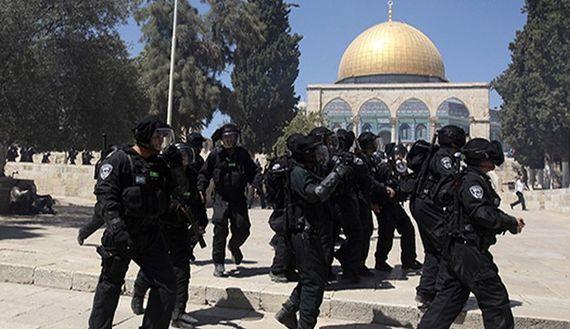 Himpunan Ulama Asia Serukan Jihad Untuk Masjid Al-Aqsha