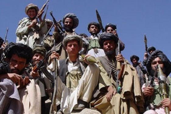 Serangan Dadakan Taliban Tewaskan 50 Tentara Afghanistan