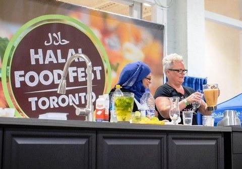 Pengunjung Festival Makanan Halal Toronto Kanada Capai Lebih Dari 35 Ribu