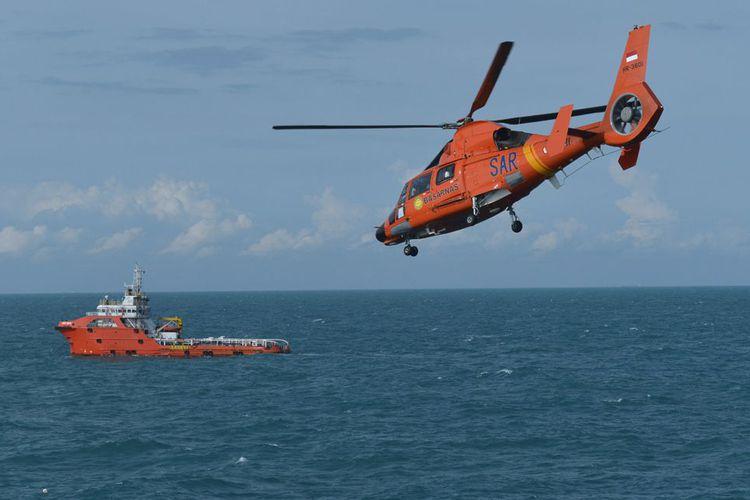 Helikopter Basarnas Jatuh, Menhub Harap Segera Ditelusuri