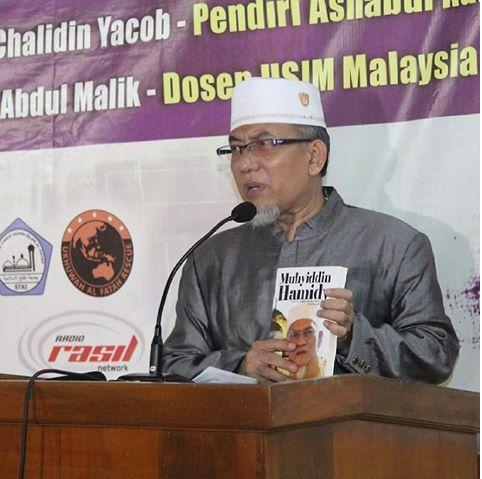 Imaam: Berkahnya Ramadhan Dengan Melanjutkan Amal Ibadahnya