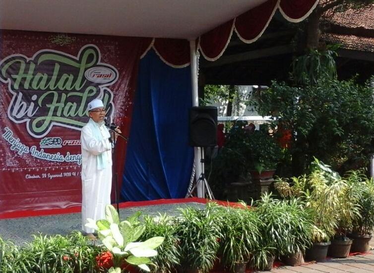 Yakhsyallah Mansur : Menjaga Ajaran Al-Quran Bisa Menjaga Indonesia