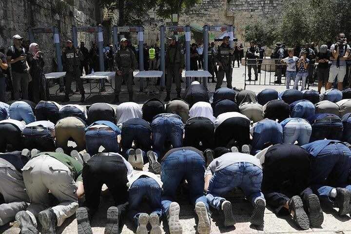 Mesir Minta Israel Hentikan Pembatasan bagi Jamaah Muslim di Al-Aqsha