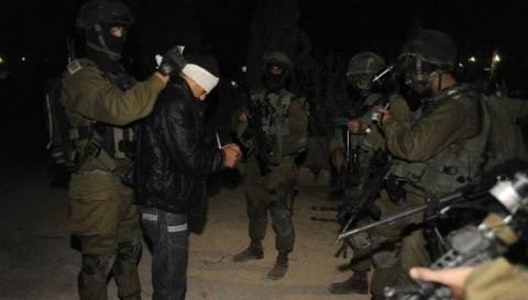 Israel Tahan 22 Warga Palestina di Tepi Barat dan Yerusalem