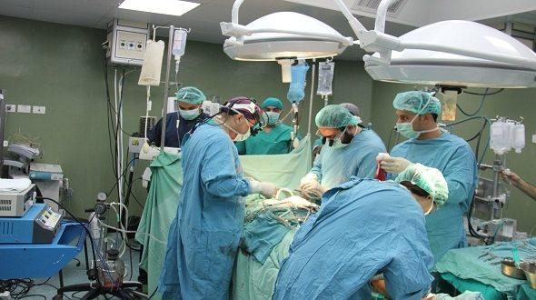 Rumah Sakit Palestina Dipenuhi Pasien Korban Luka