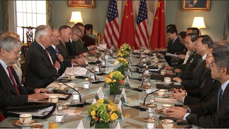 Trump Sebut Kesabaran AS Terhadap Korea Utara Habis
