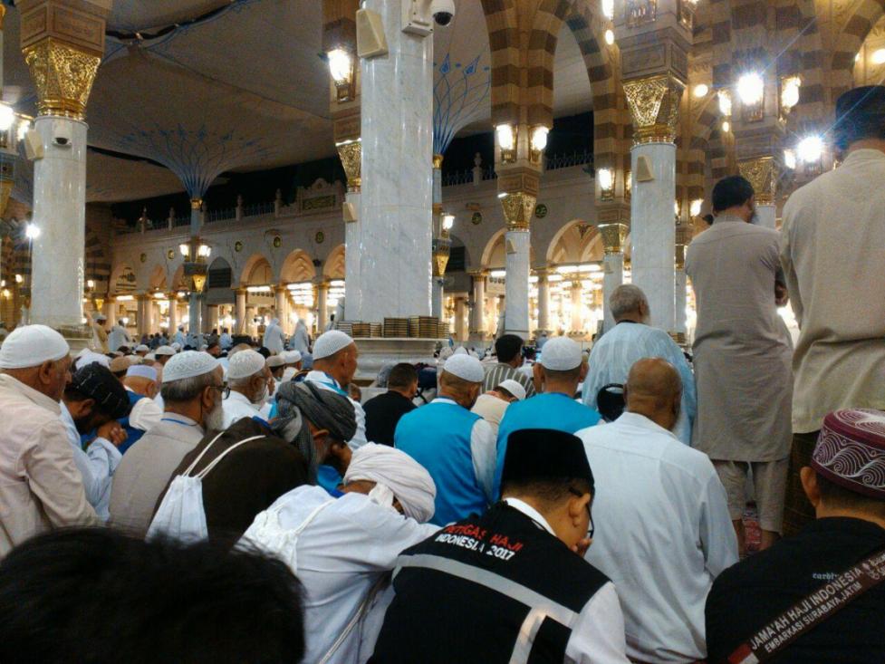 Lebih 55 Ribu Jamaah Indonesia Tiba di Madinah