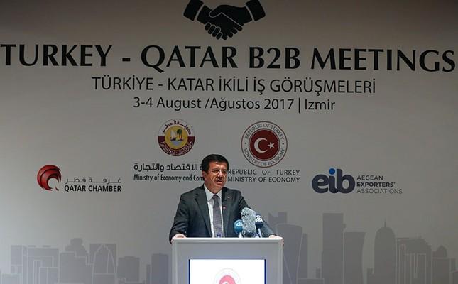 Turki, Qatar, Iran Bahas Rute Perdagangan Jalur Darat