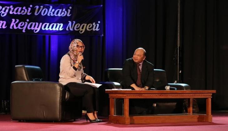 Prof. AS Hikam : Pendidikan Vokasi Penting di Era Global