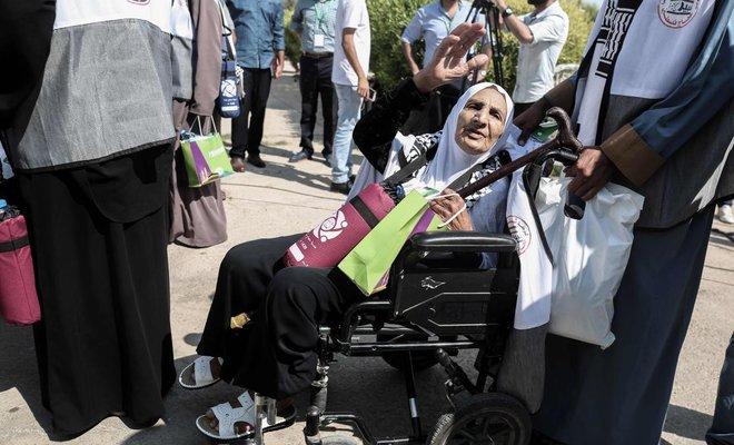 Arab Saudi Beri Haji Gratis 1.000 Warga Palestina Korban Agresi Israel