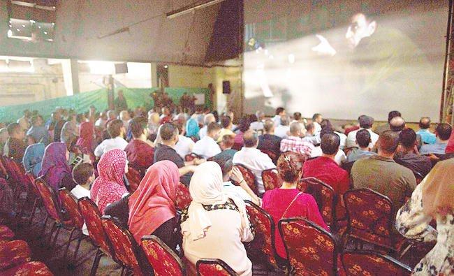 Lebih 30 Tahun Tutup, Bioskop di Gaza Kembali Dibuka