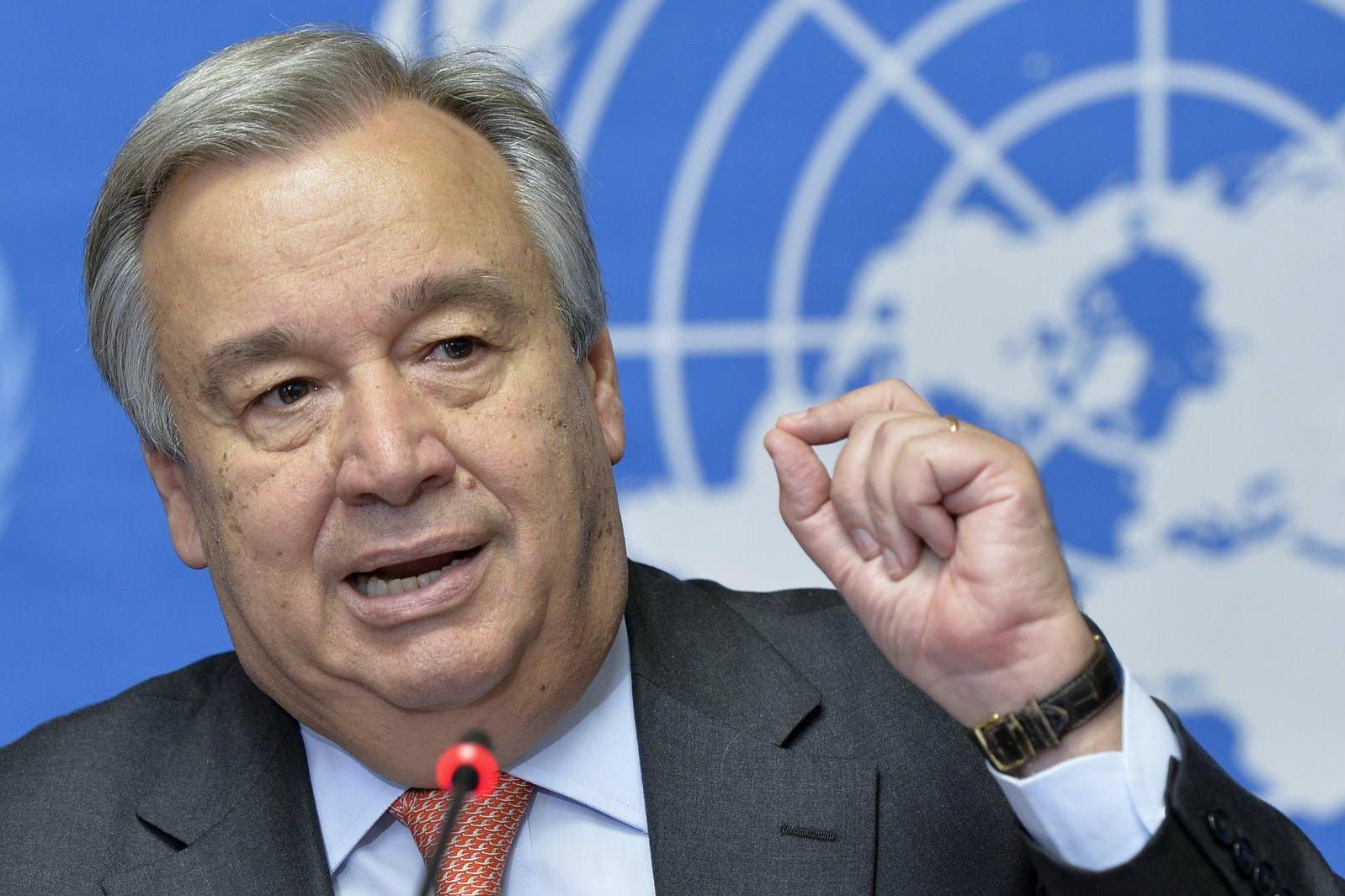 Sekjen PBB: Serangan Terhadap Muslim Meningkat Saat Pandemi