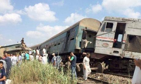 Tabrakan Kereta di Mesir Tewaskan Sedikitnya 41 Orang