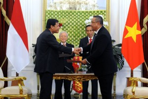 Indonesia, Vietnam Capai Enam Kesepakatan Kerja Sama