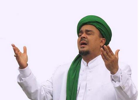 Komisi III DPR Minta Polri Hentikan Kasus Habib Rizieq