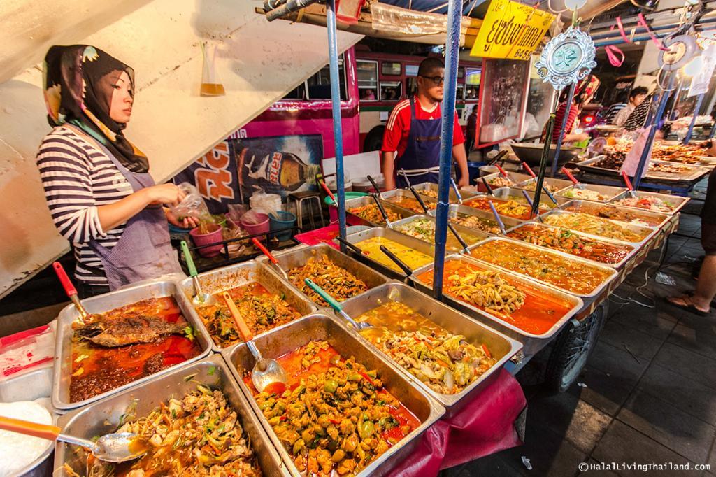 Thailand Adakan Pameran Makanan Halal di Uni Emirat Arab