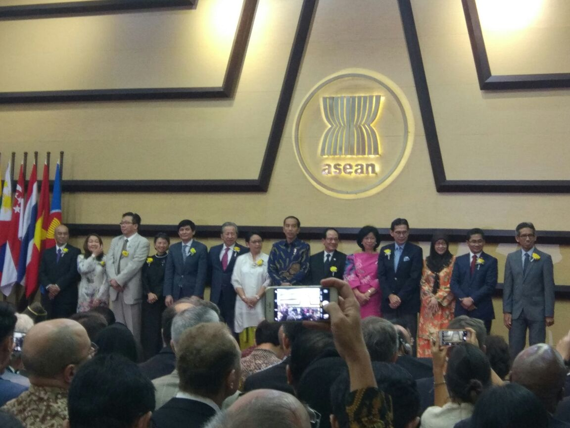 Presiden Jokowi: ASEAN Diharapkan Jadi Episentrum Ekonomi Dunia