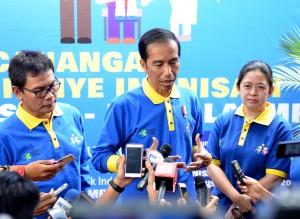 Soal Penolakan Imunisasi MR, Jokowi: Fatwa MUI Banyak Manfaatnya