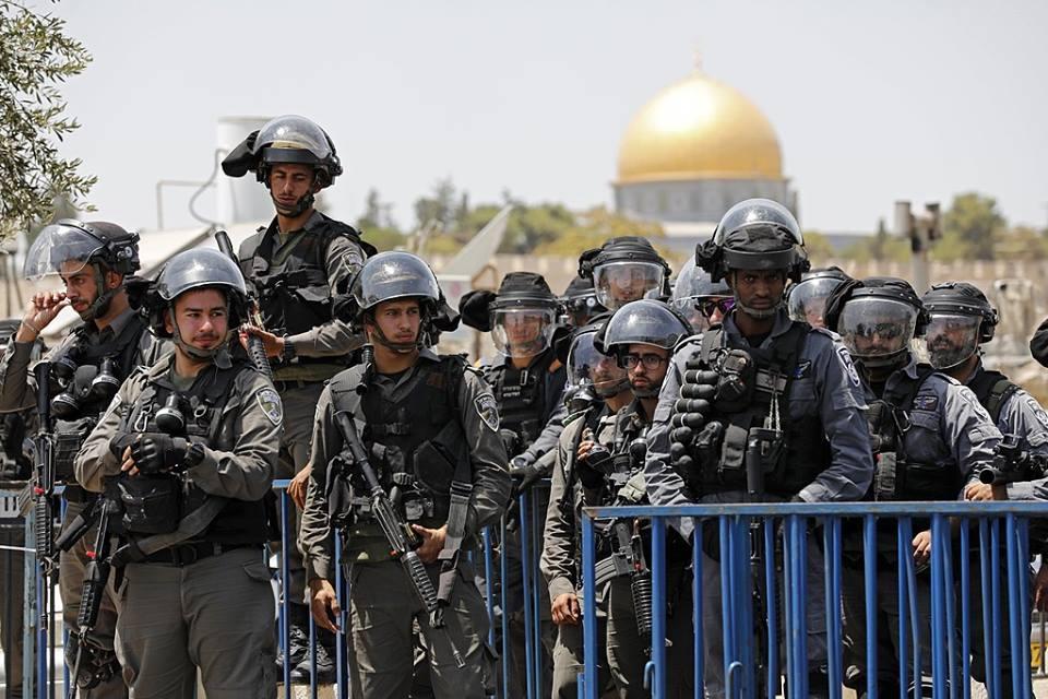 Israel Larang Seorang Warga Palestina Masuk Al-Aqsha Selama Satu Bulan