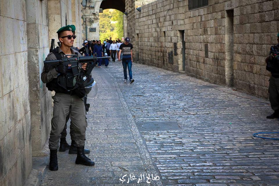 Israel Lancarkan Kampanye Larangan Warga Muslim Palestina Masuk Masjid Al-Aqsha