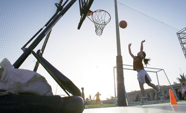 Kamp Olahraga Wanita Saudi Pertama Diluncurkan di Madinah