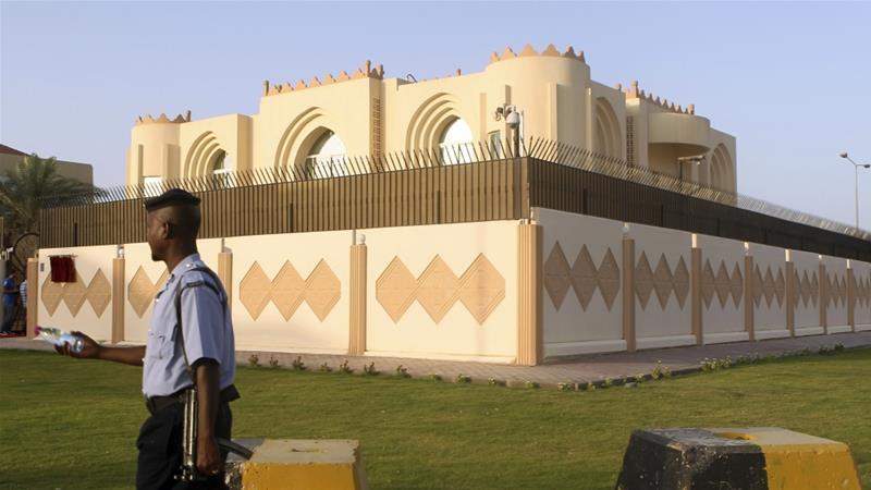 Email Bocor Sebut UEA Lobi Pejabat AS Sediakan Kantor Taliban