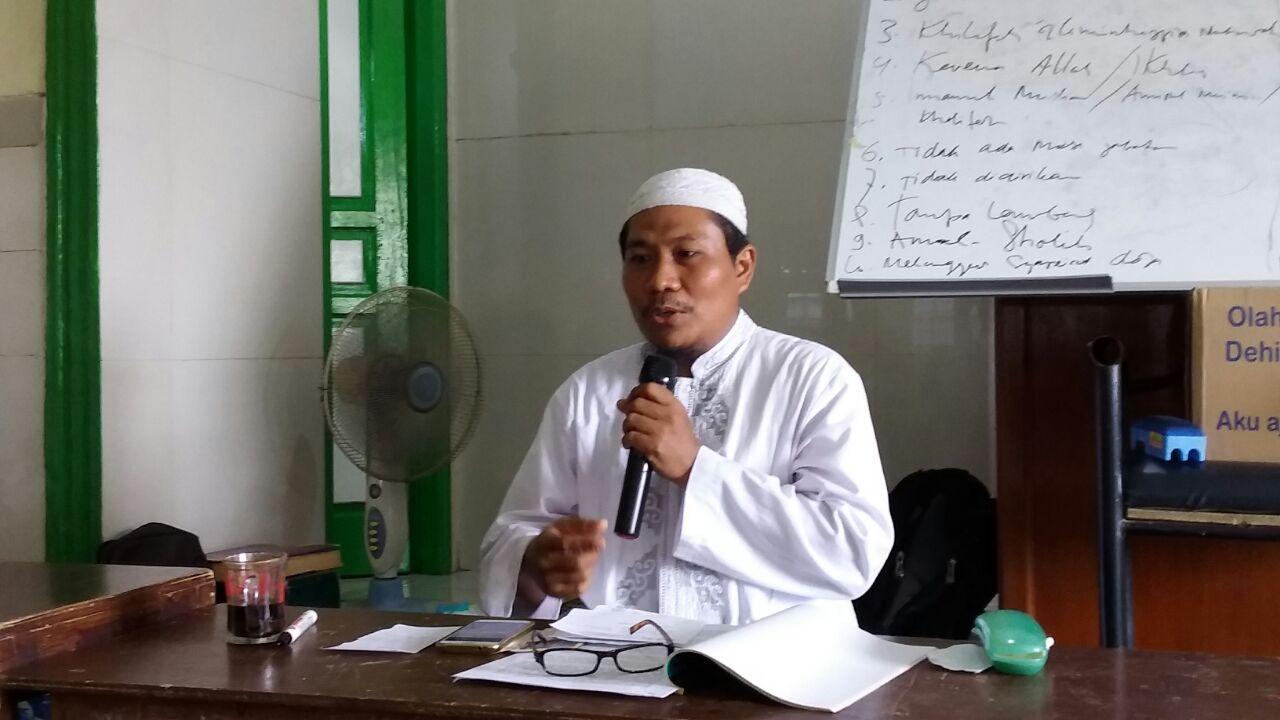 Dai Jama'ah Muslimin: Al-Jama'ah Diselamatkan dari Banjir Perpecahan