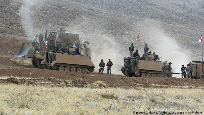 Lebanon Umumkan Gencatan Senjata dengan ISIS di Perbatasan