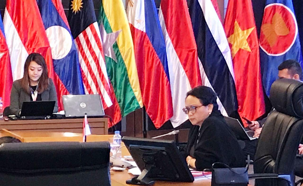 Menlu RI Akan Hadiri Pertemuan Asia-Eropa Di Madrid