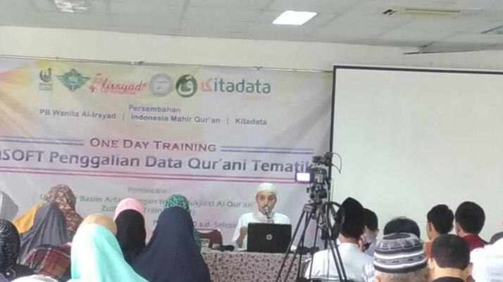 Aktivis Muslim : Asas Islam Percaya Pada Al-Quran dan Hadits Bukan Penelitian