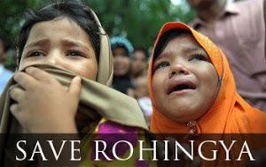 Erdogan Akan Angkat Isu Rohingya di PBB