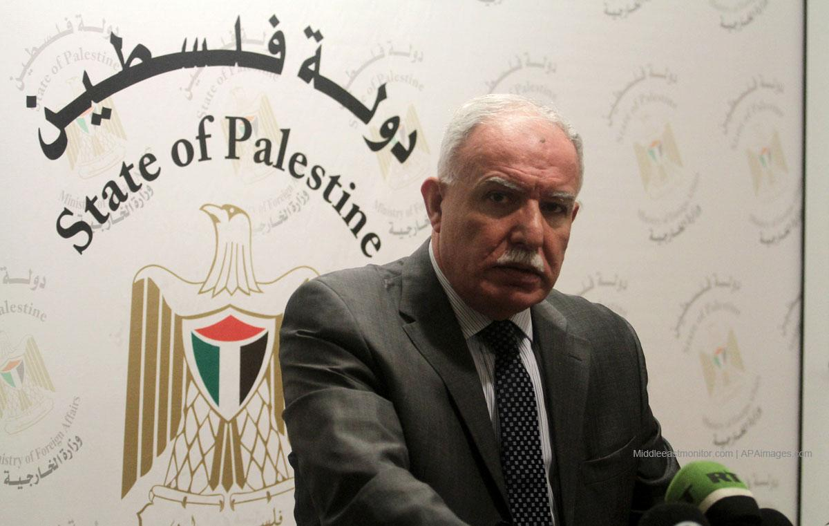 Palestina Serukan Masyarakat Internasional Gagalkan Aneksasi Tepi Barat