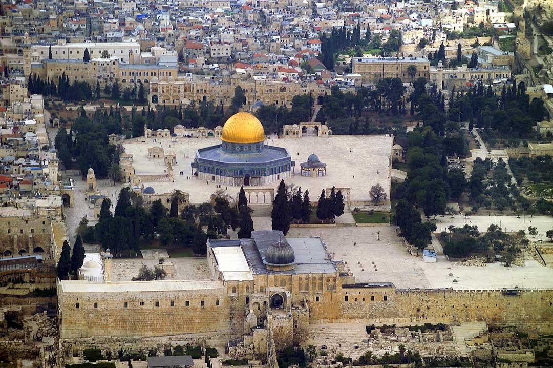 Raja Yordania Kunjungi Palestina untuk Pertama Kalinya