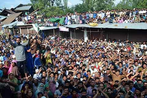 OKI Tegaskan Komitmen Selesaikan Masalah Jammu dan Kashmir dengan Damai