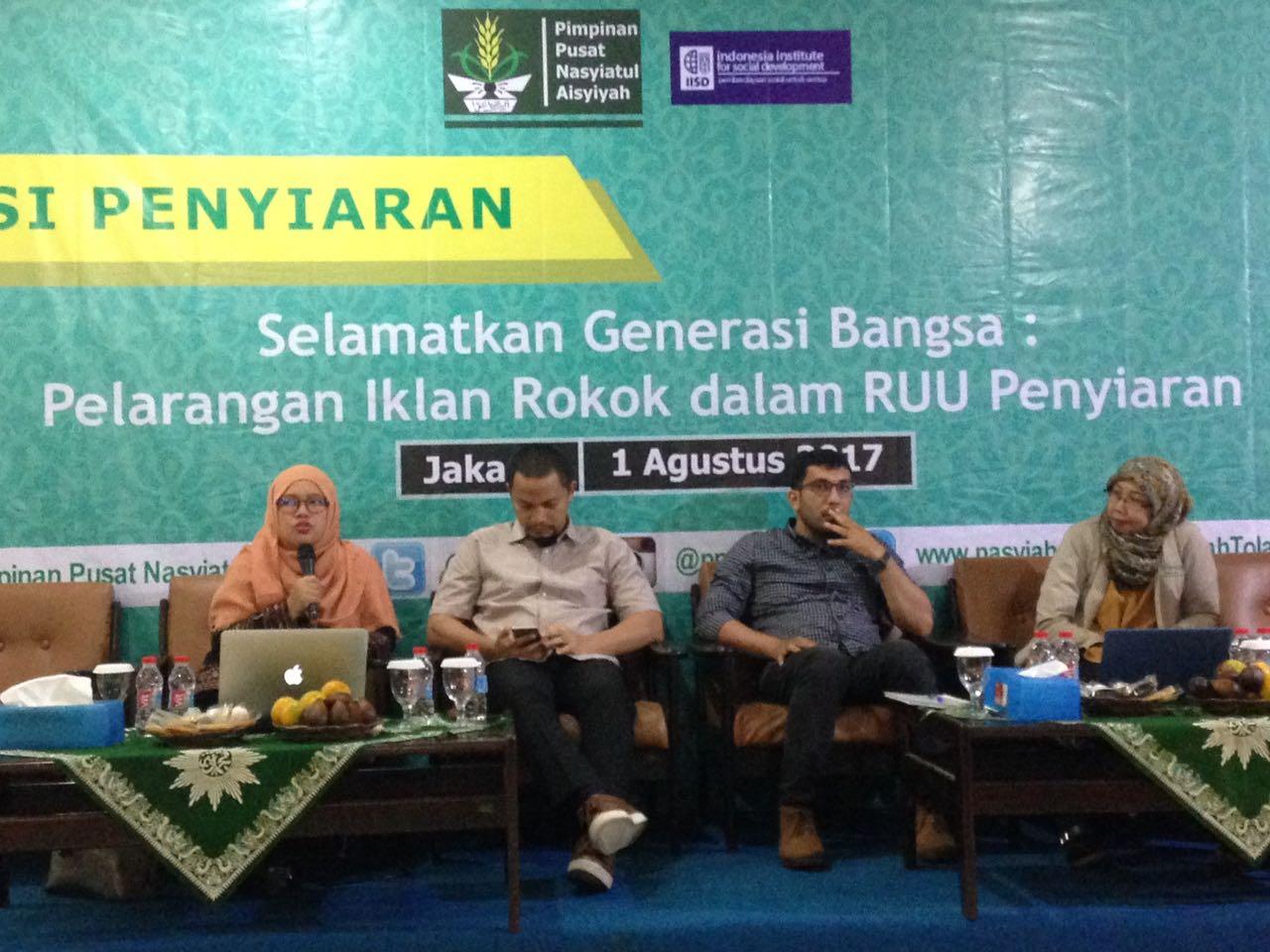 Komisi I DPR Duga Ada LobiIndustri Rokok di Baleg