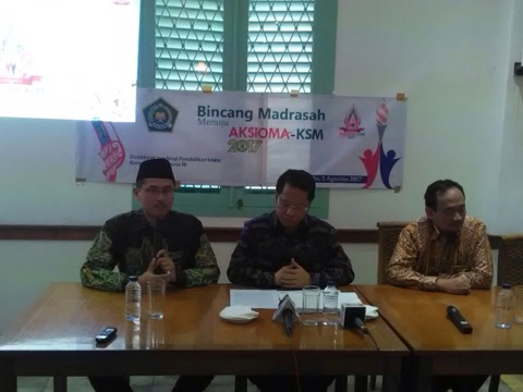 Kemenag: Aksioma-KSM Perkuat Karakter Kebangsaan Siswa Madrasah