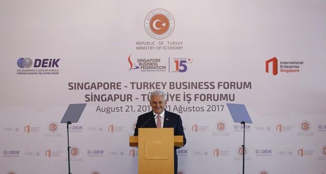 Turki-Singapura Targetkan Kerjasama Perdagangan Senilai Rp26,6 Triliun