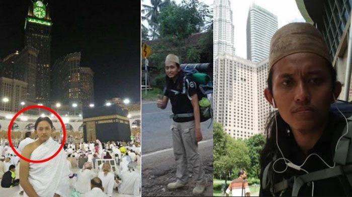 Khamim, Jalan Kaki Satu Tahun Untuk Ibadah Haji