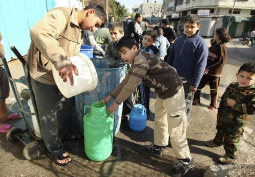 Anera Luncurkan Proyek Penggunaan Air Limbah di Ramallah