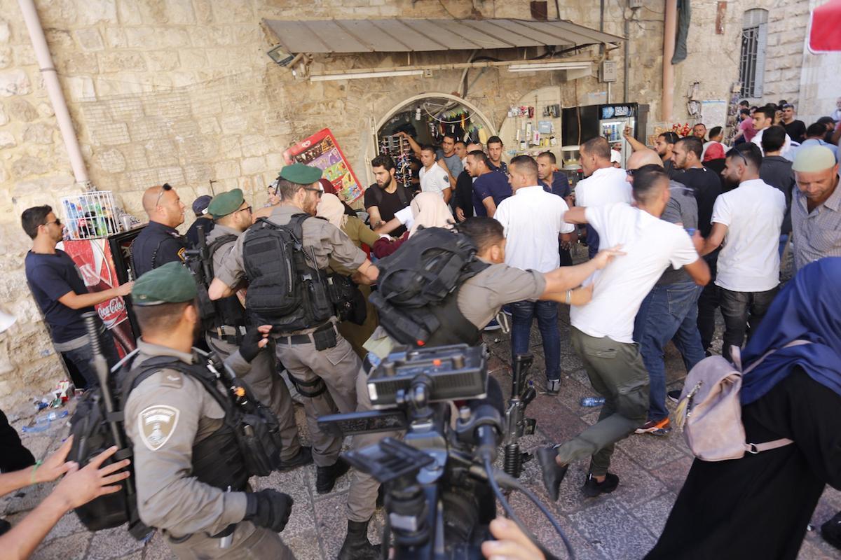 Liga Arab Kecam Serangan Berulang Kali Israel ke Al-Aqsha