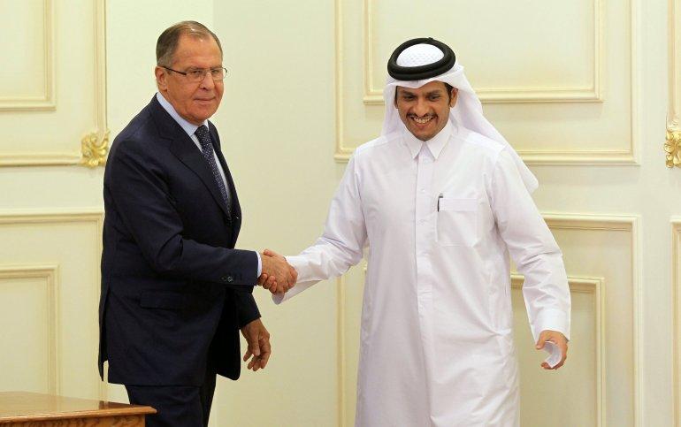 Qatar dan Rusia Perkuat Kerjasama Perdagangan