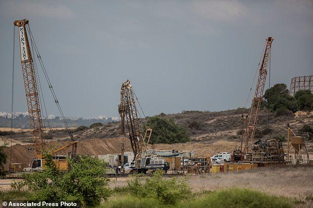 Cegah Terowongan Hamas, Israel Bangun Tembok Bawah Tanah di Perbatasan