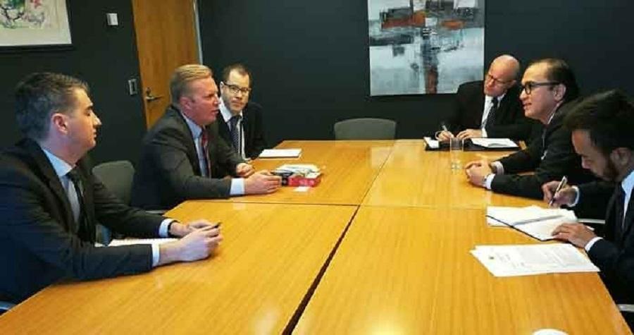 Dubes Tantowi Upayakan Peningkatan Ekspor Produk Indonesia ke Selandia Baru