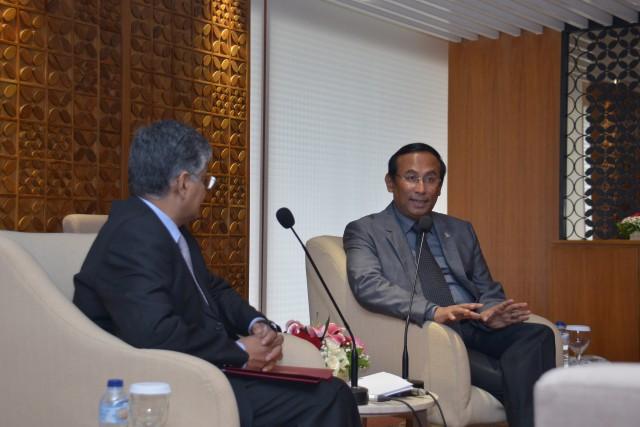 Indonesia, India Perkuat Kerja Sama Sektor Energi
