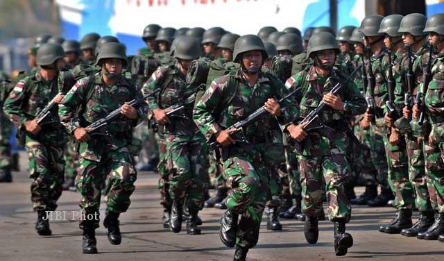 PBNU Beri Ucapan Selamat HUT TNI ke-72