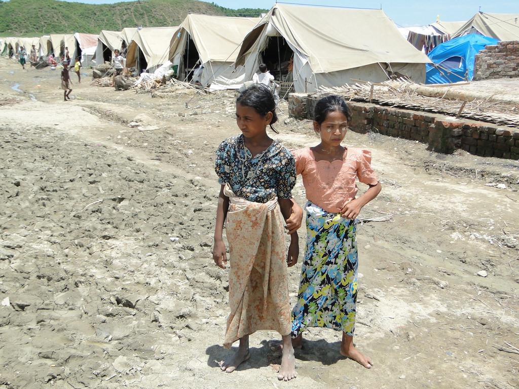 PBB Tangguhkan Bantuan Pangan di Rakhine State Karena Alasan Keamanan